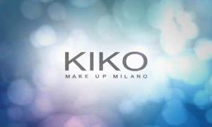 У наявності італійська косметика — KIKO milano
